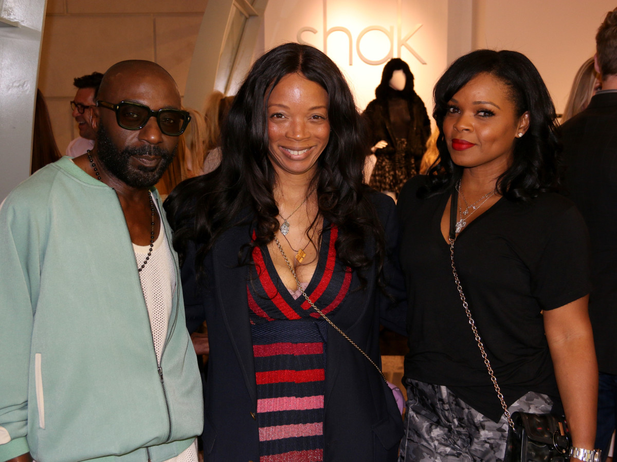 Pucci Lisenbee, Tiffany Edmonds, Kimberly Alexander