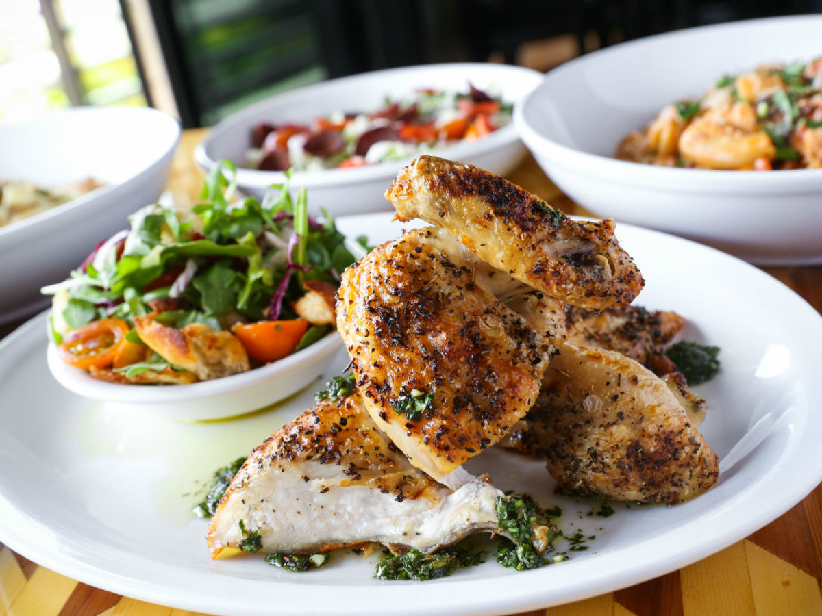 Zoli's chicken