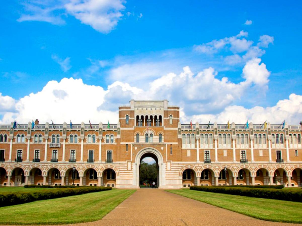 Places-Unique-Rice University-main building-exterior-1