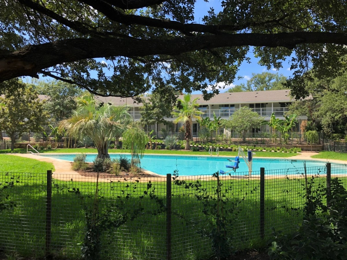 Stagecoach Inn Salado pool