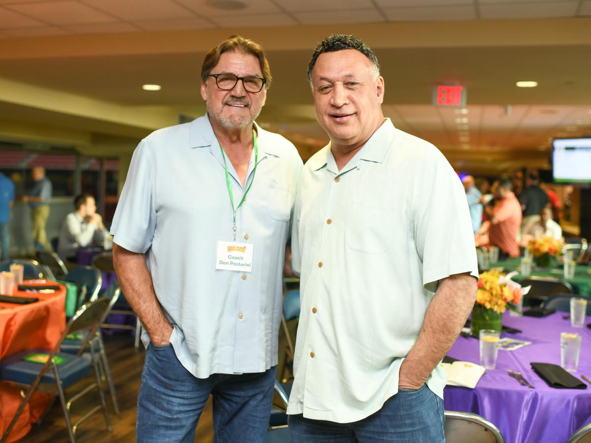 Fantasy football Dan Pastorini and Vince Rachal