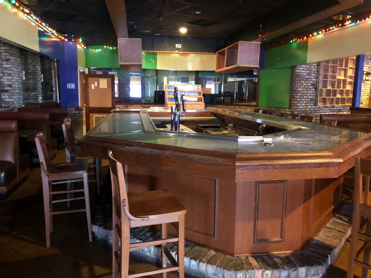 Killen's TMX bar interior