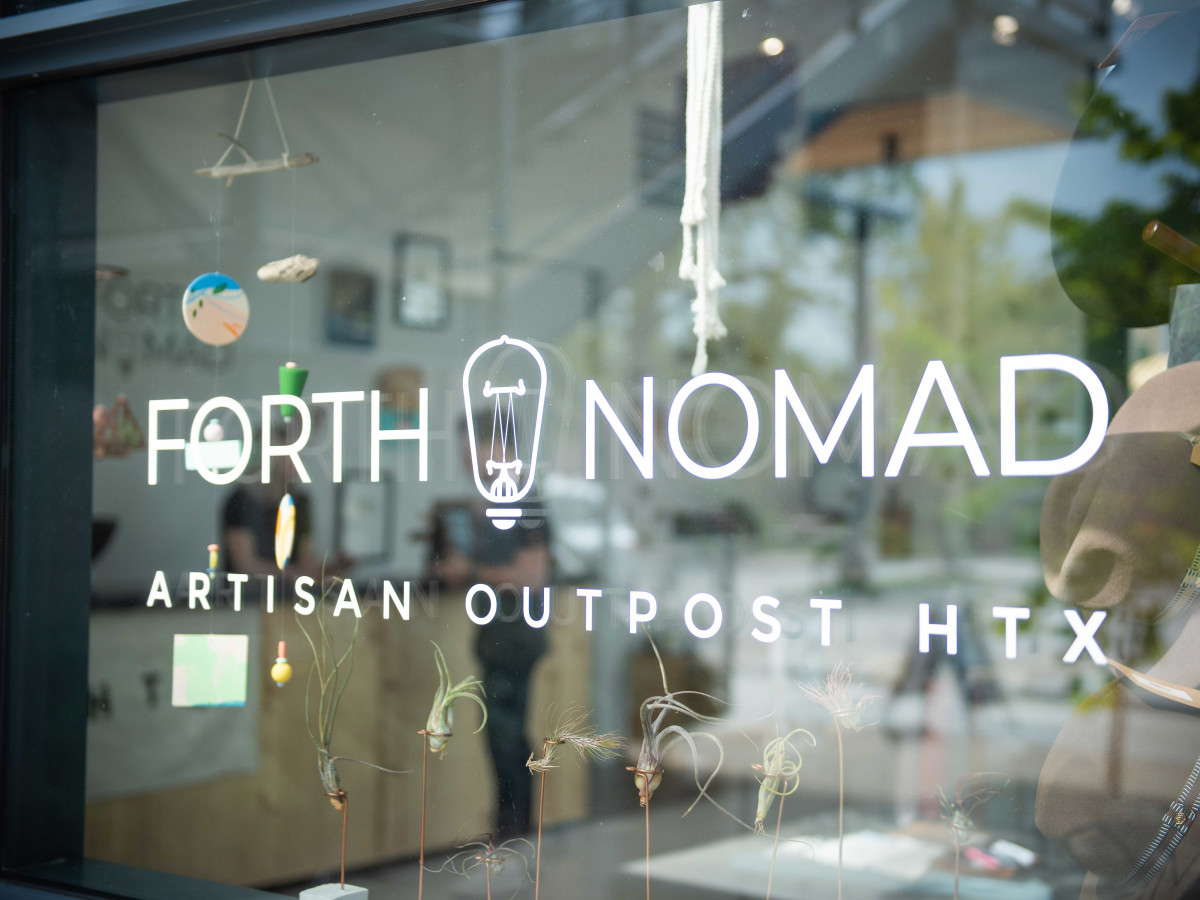Forth and Nomad Houston exterior