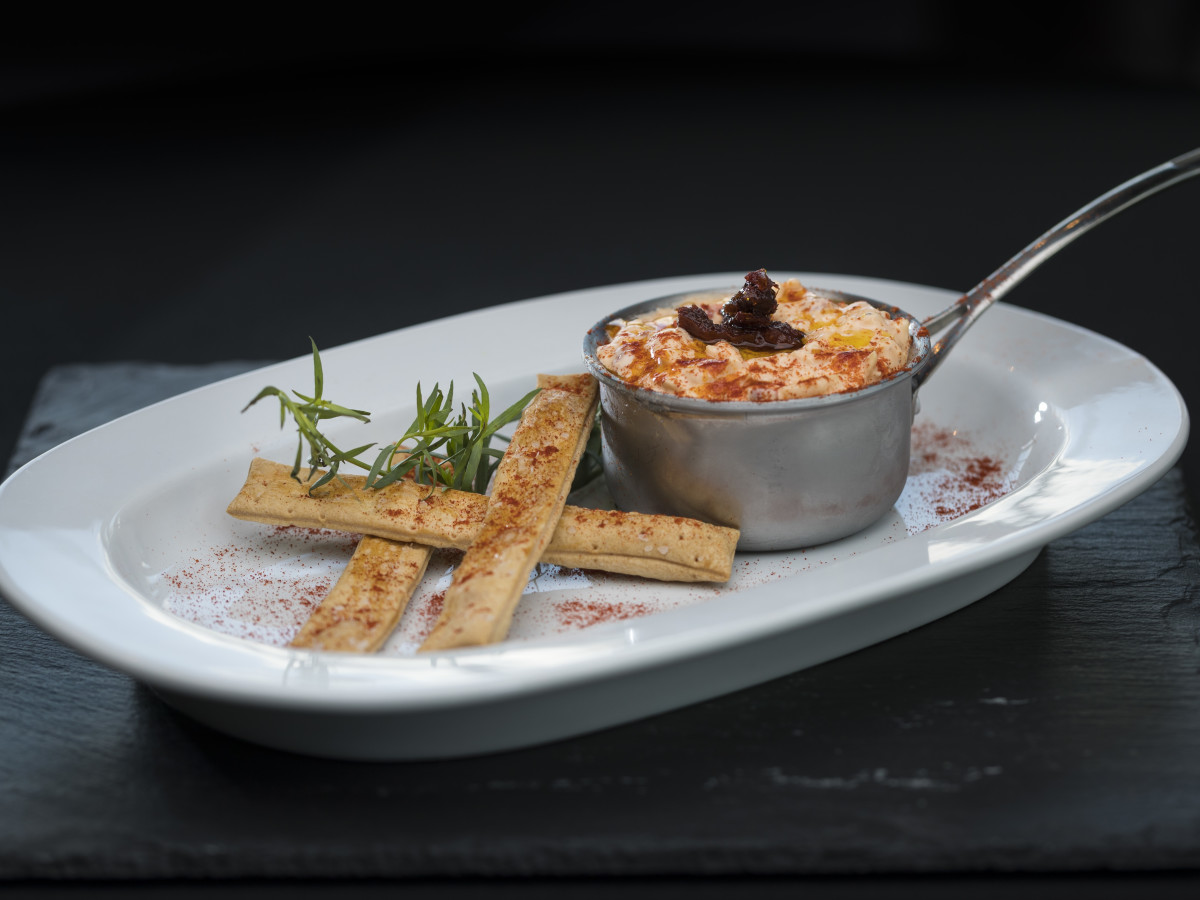 Diana American Grill pimento cheese dip