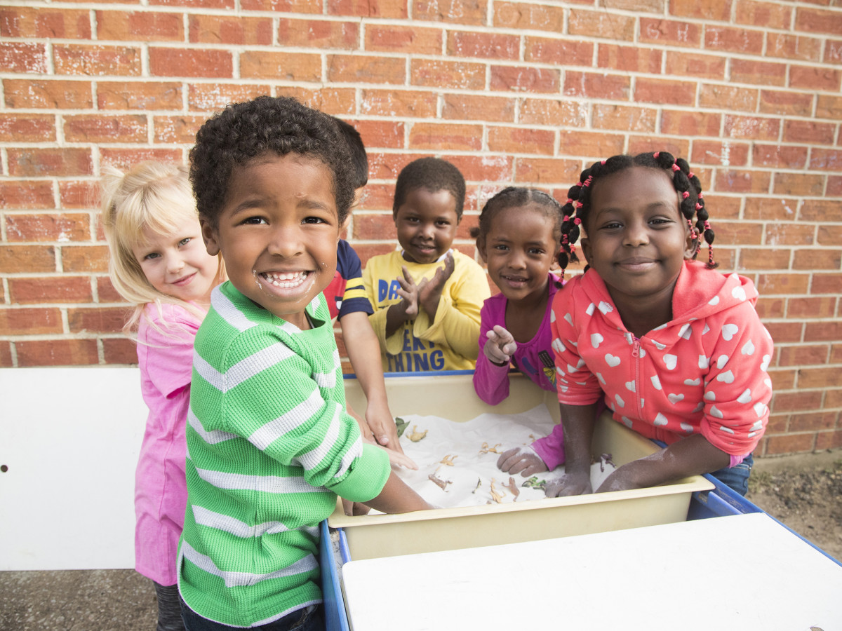 Early Childhood Investors' Luncheon