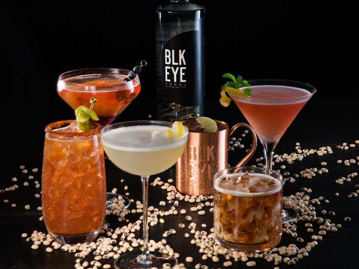 BLK EYE Bar Brawl