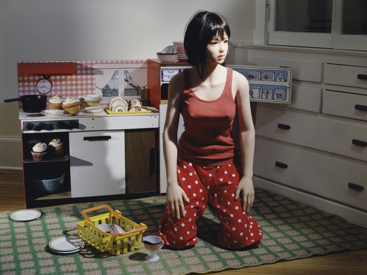 The Love Doll/Day 23 (Kitchen)