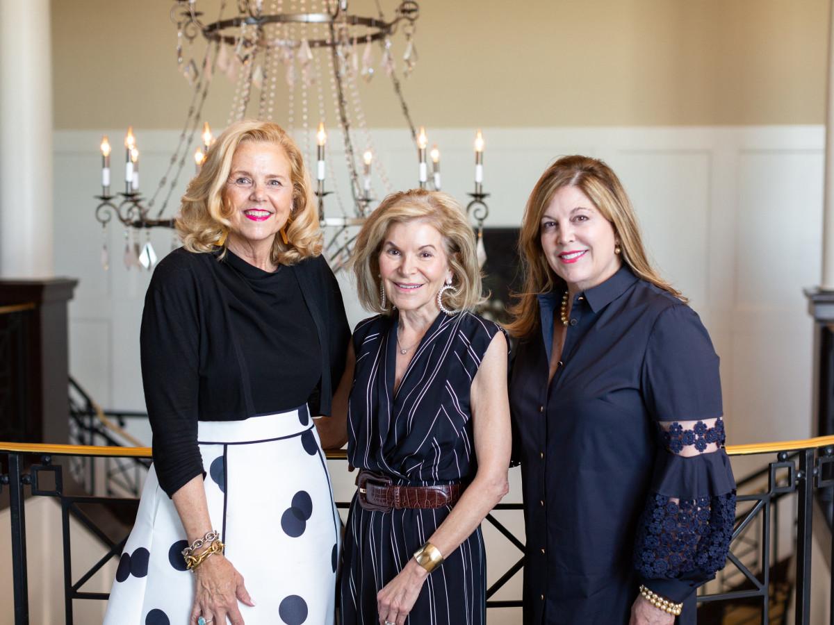 Kim Carey, Carol Spurlock, Maryanne Mitchell
