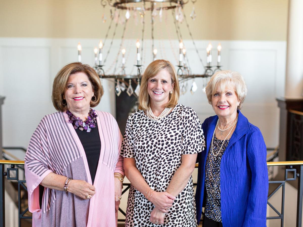 Paula White, Katie Robert, Maralyn Zachry