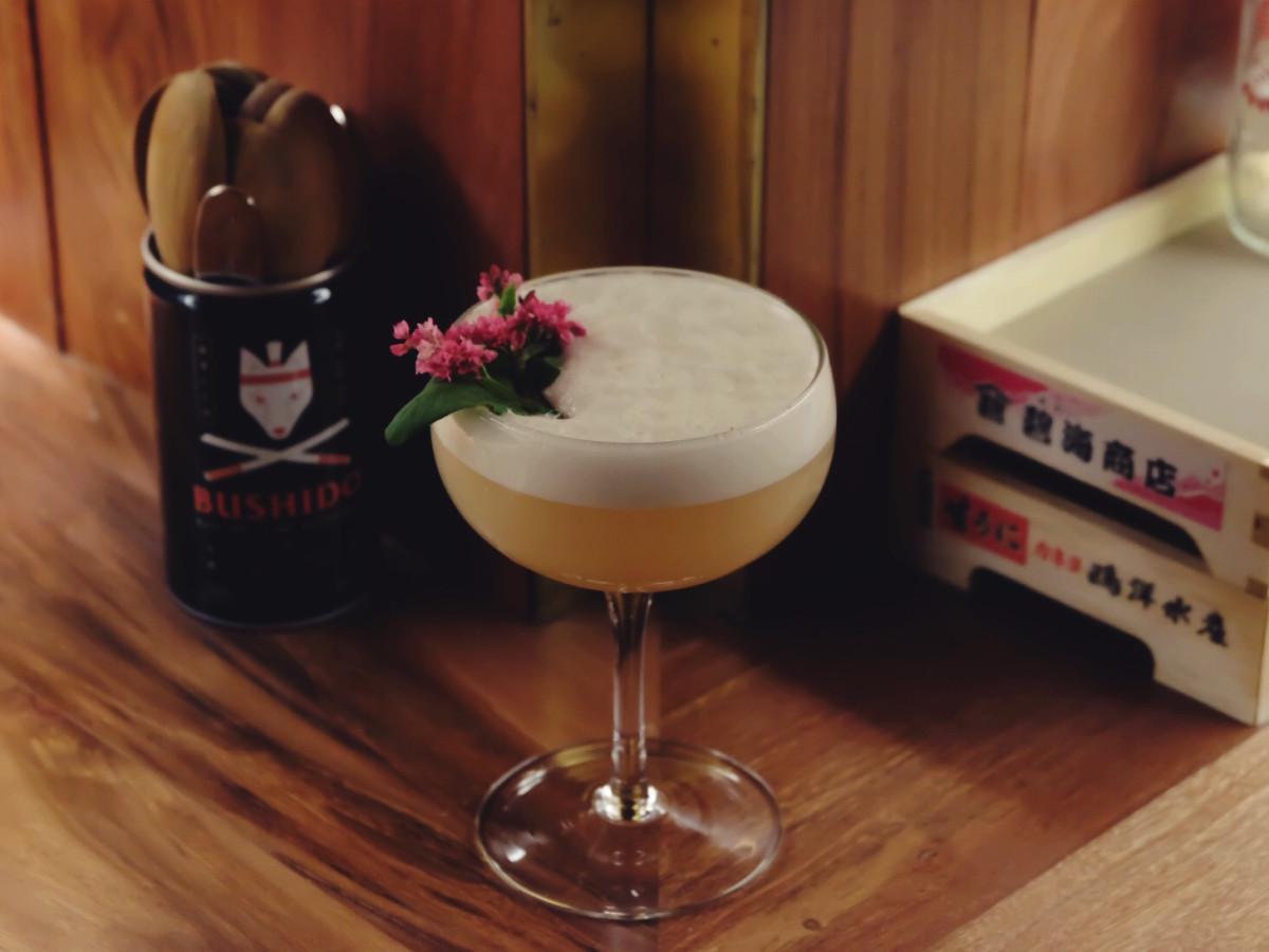 Omakase cocktail at Watertrade