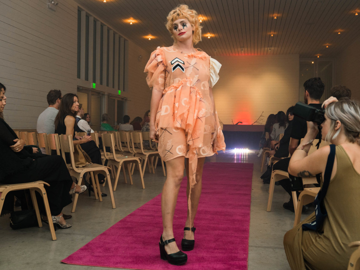 THIS IS SLOANE Collection 7 We're Throwing a Funeral Fashion Show Meggie Copeland