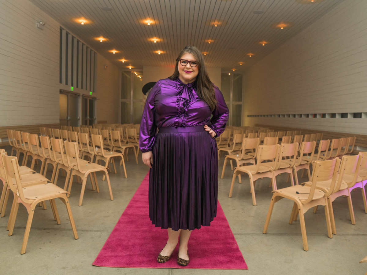 THIS IS SLOANE Collection 7 We're Throwing a Funeral Fashion Show Kimberley Gosnell