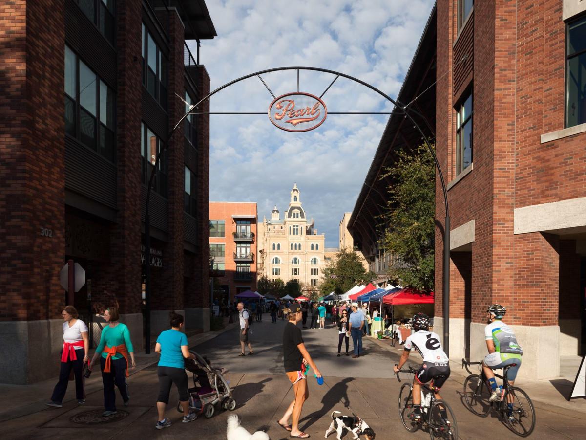 The Historic Pearl San Antonio