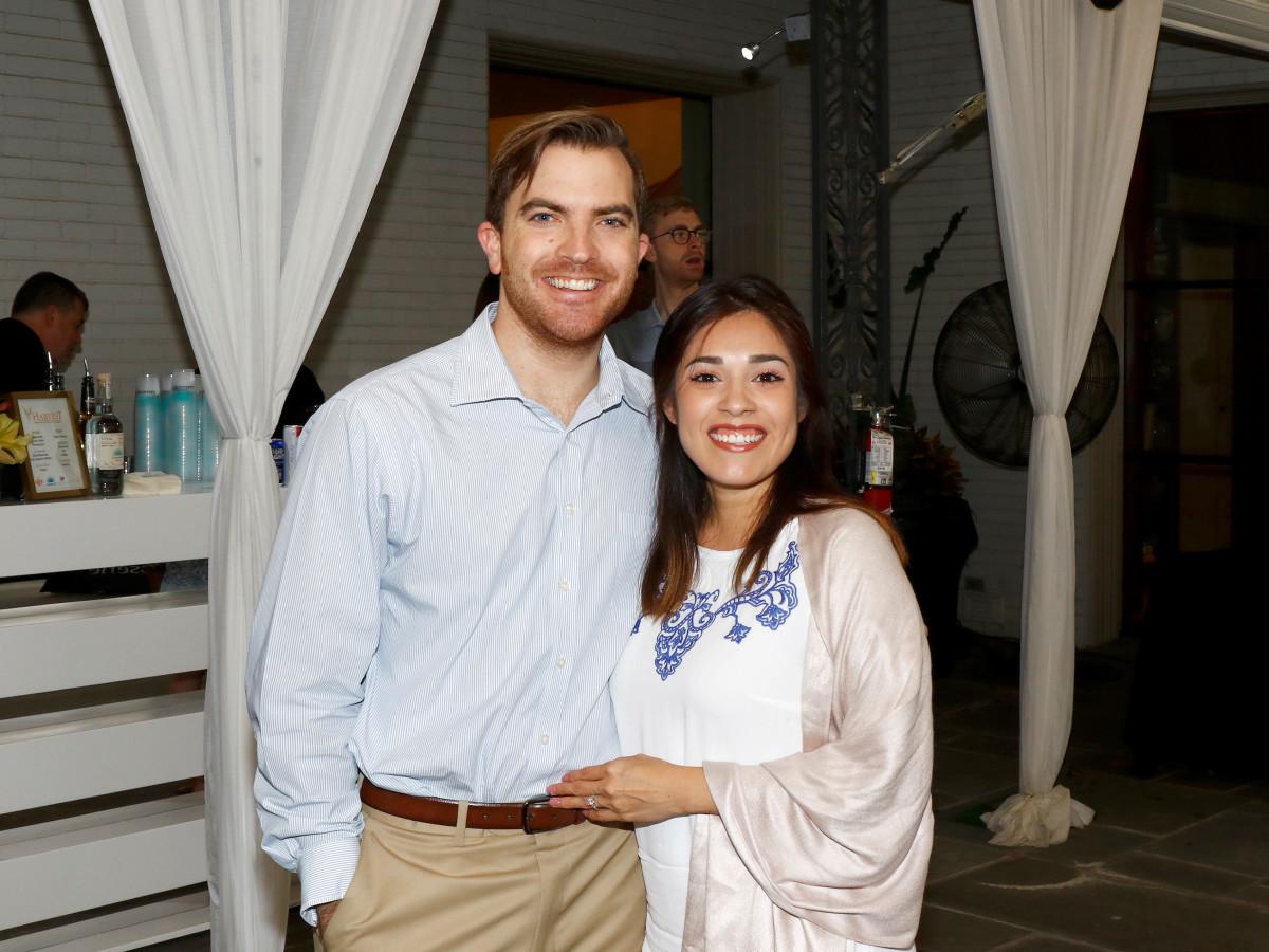 Johnathan Jordan, Monica Hernandez