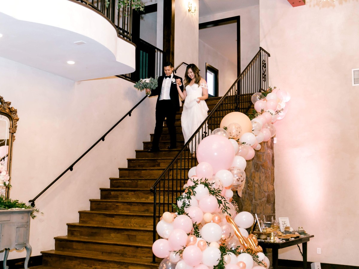 Anthony Luong and Kimberly Kim wedding