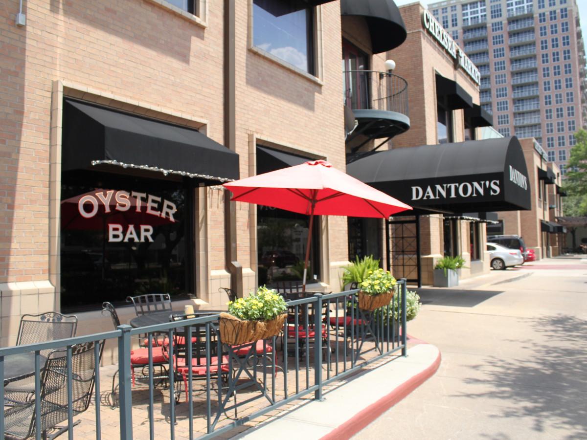 Danton's, Exterior, June 2012