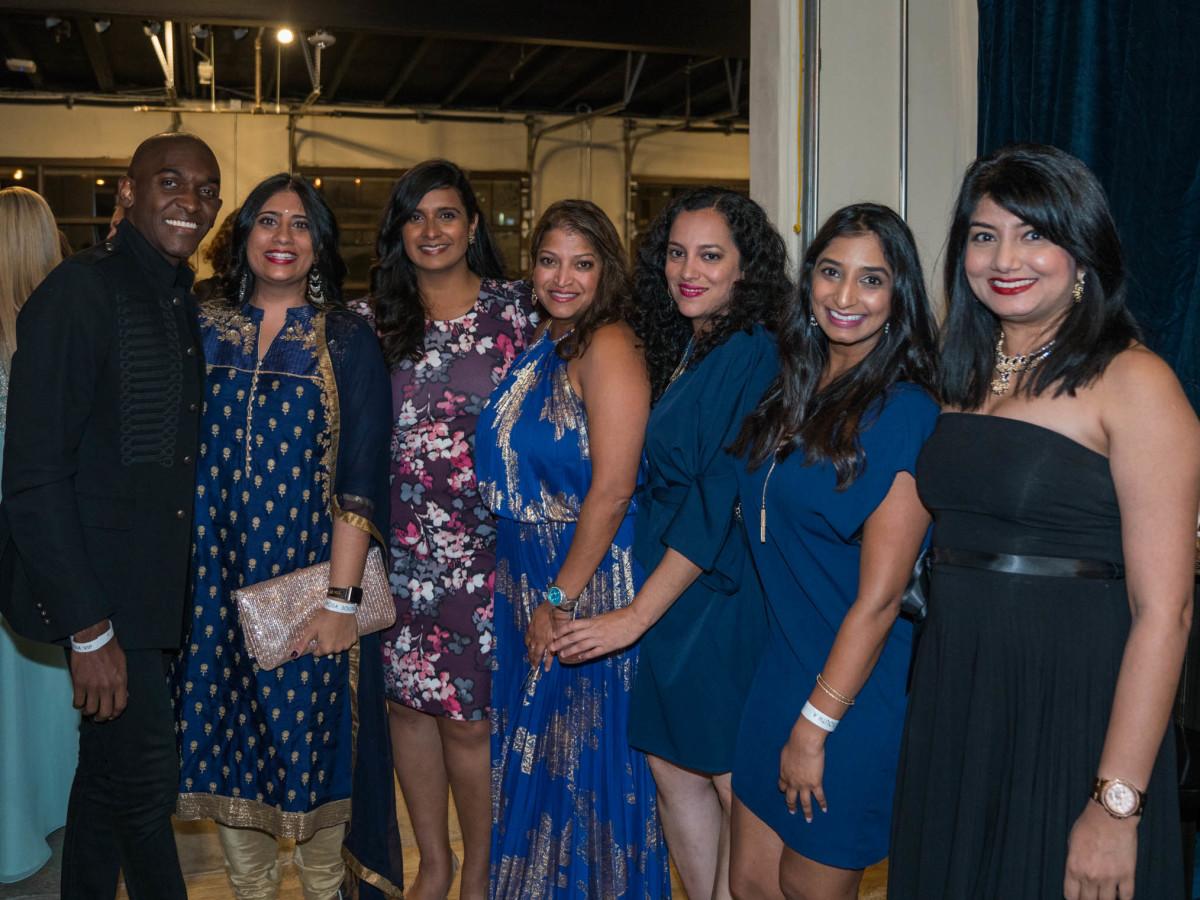 Fashion X Austin Moda X South Asia Harold Hardaway Sujata Ajmera Kuntal Sindha Radha Mahale Leena Chaphekar Tina Mesuria Purvi Patel