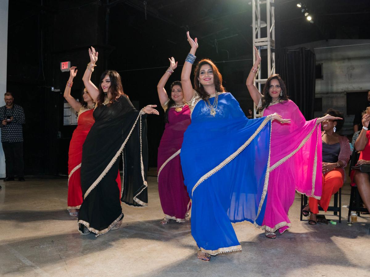 Fashion X Austin Moda X South Asia Garima Seth Parul Mehta Reena Palankar Reshma Basu Charu Sharma