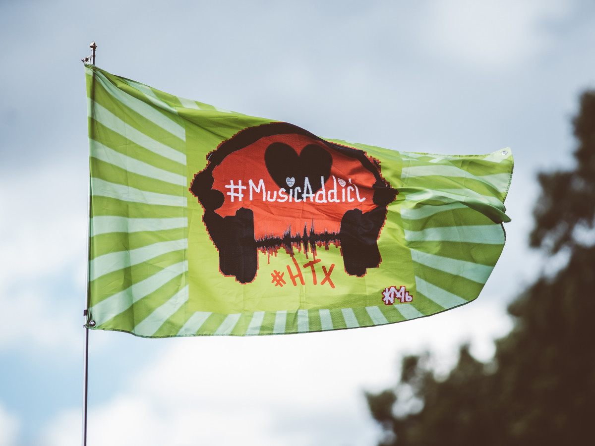 Austin City Limits 2018 Flag