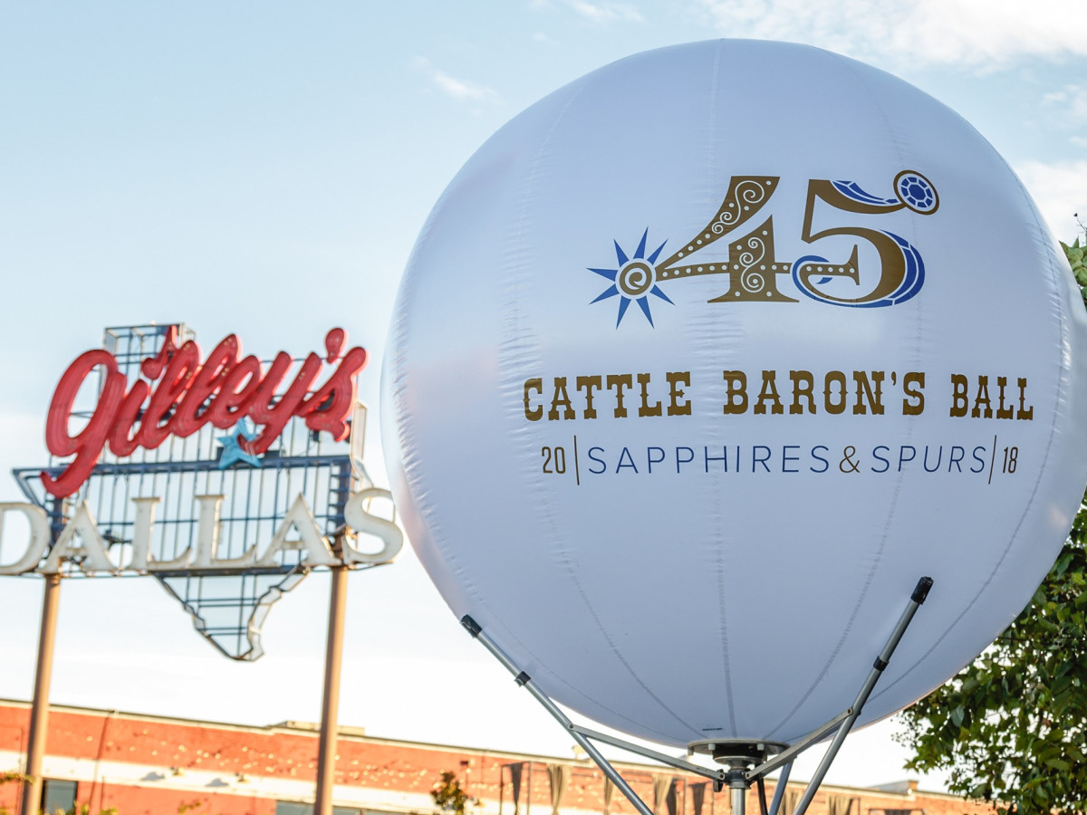 Cattle Baron's Ball 2018