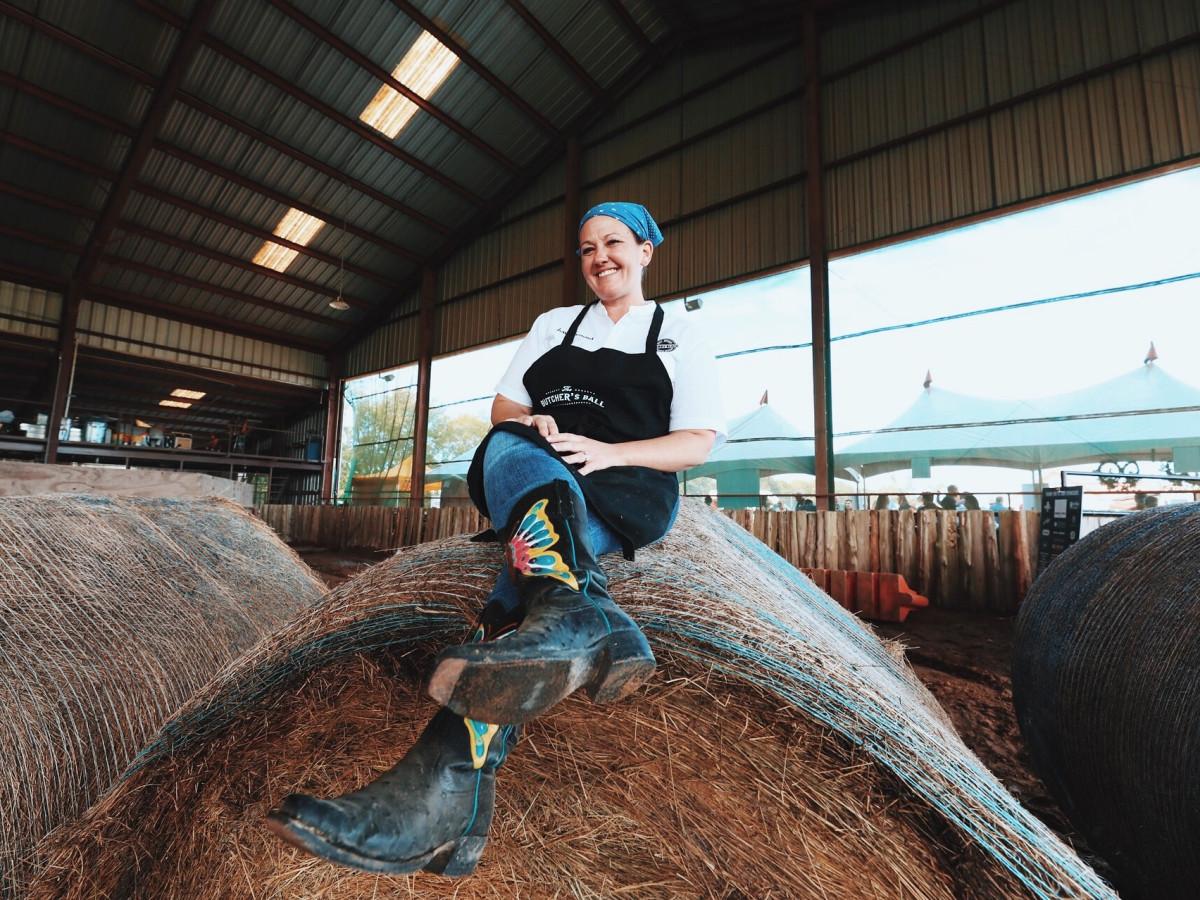 Butcher's Ball 2018 Jessica DeSham Timmons