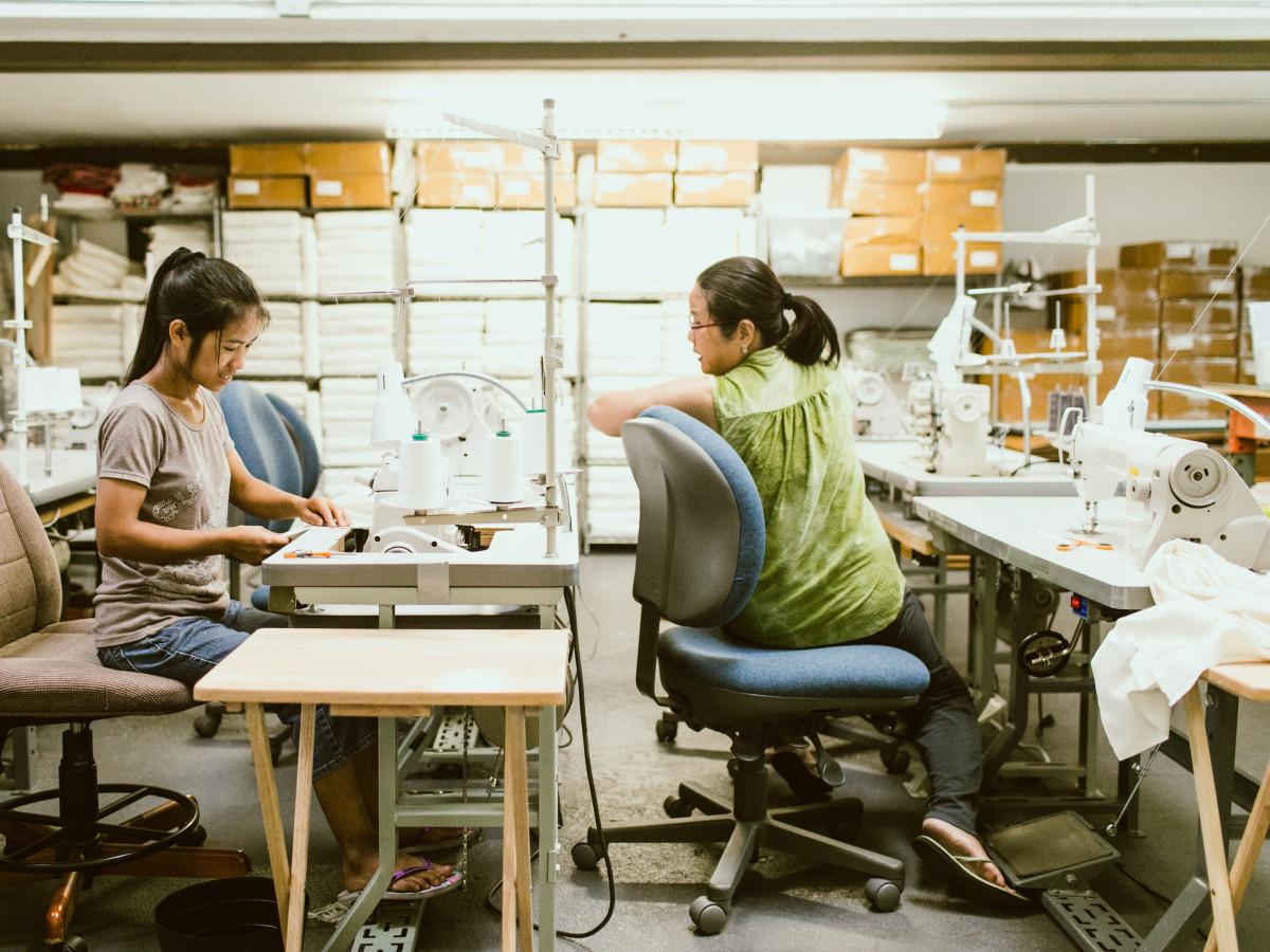 Miranda Bennett studio