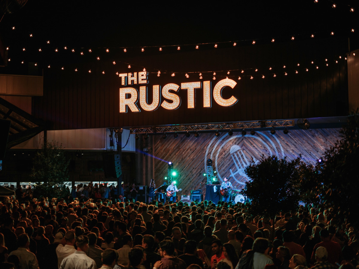 Pat Green at The Rustic