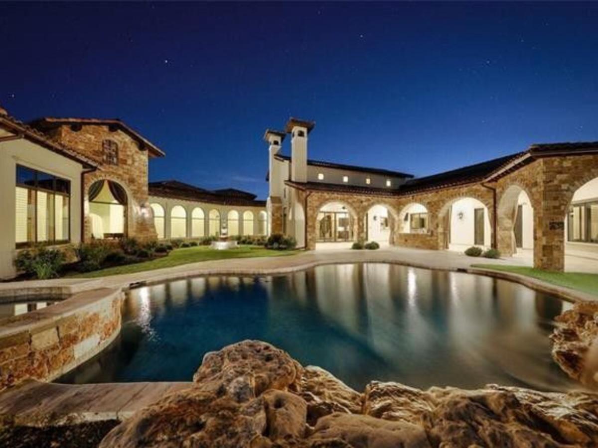 Joey Kramer Boerne estate