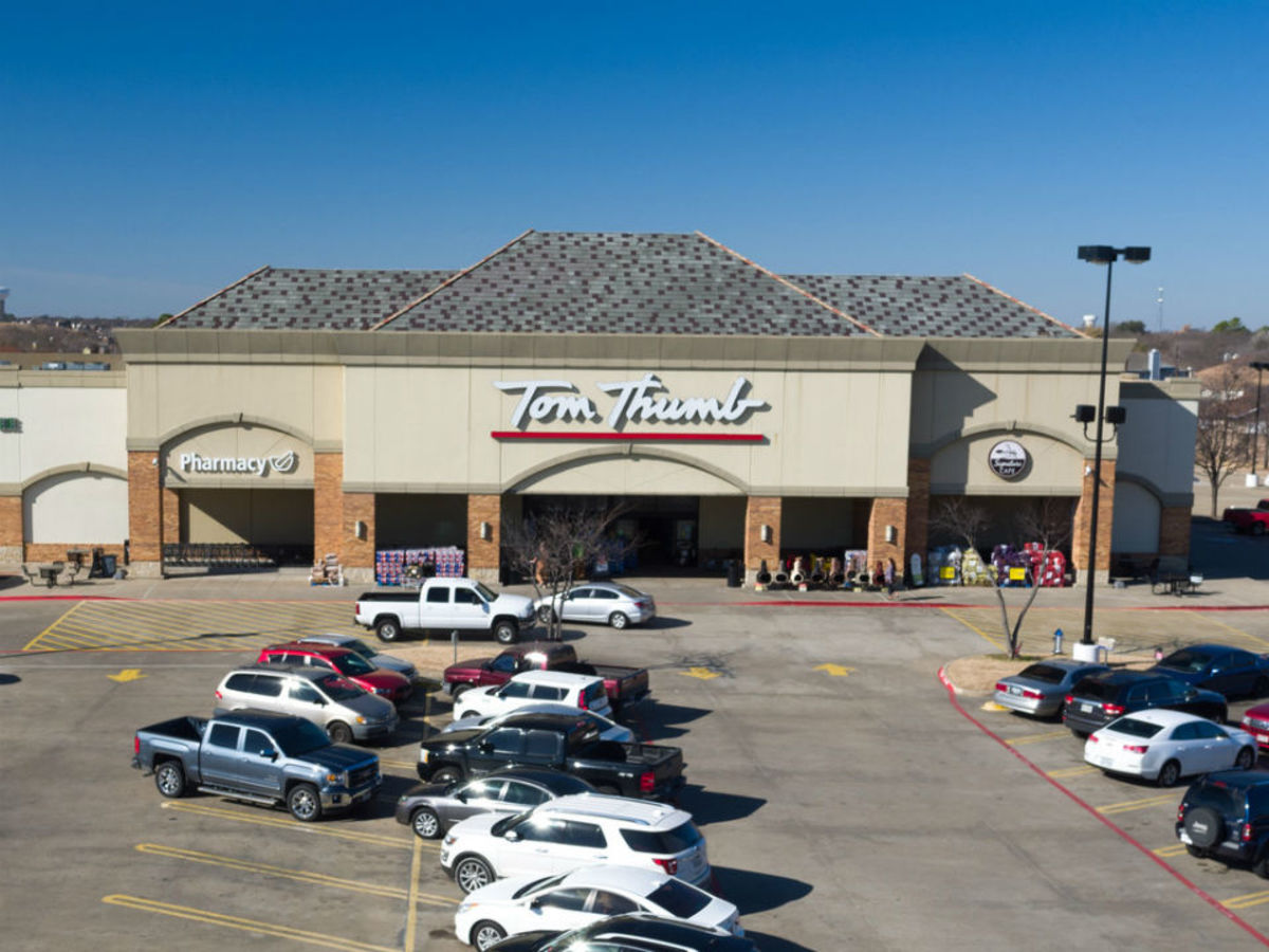 Tom thumb grocery stores dallas tx