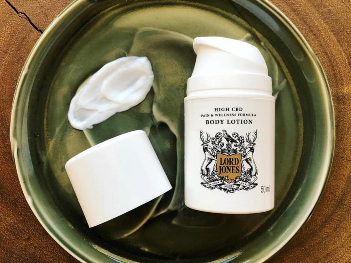 Lord Jones CBD products, Thrive Apothecary