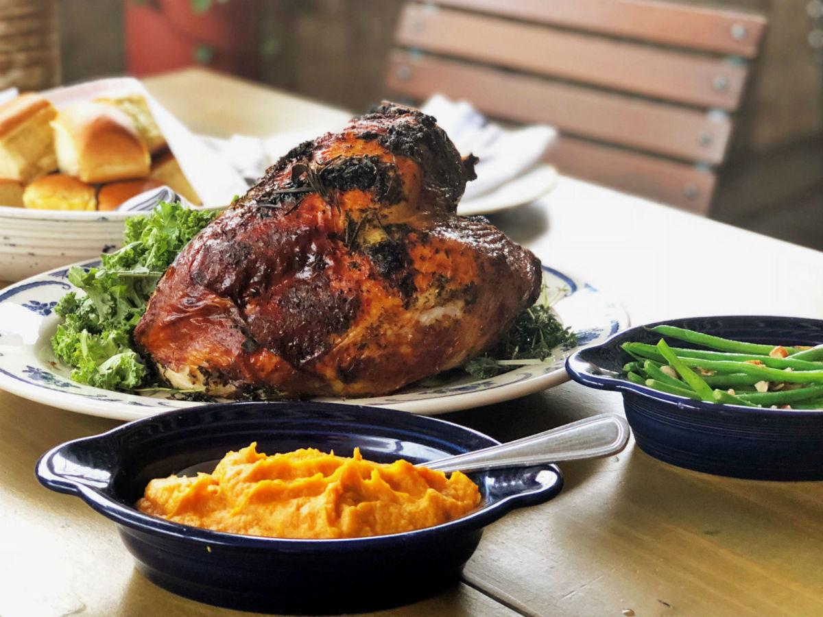 Mudhen turkey