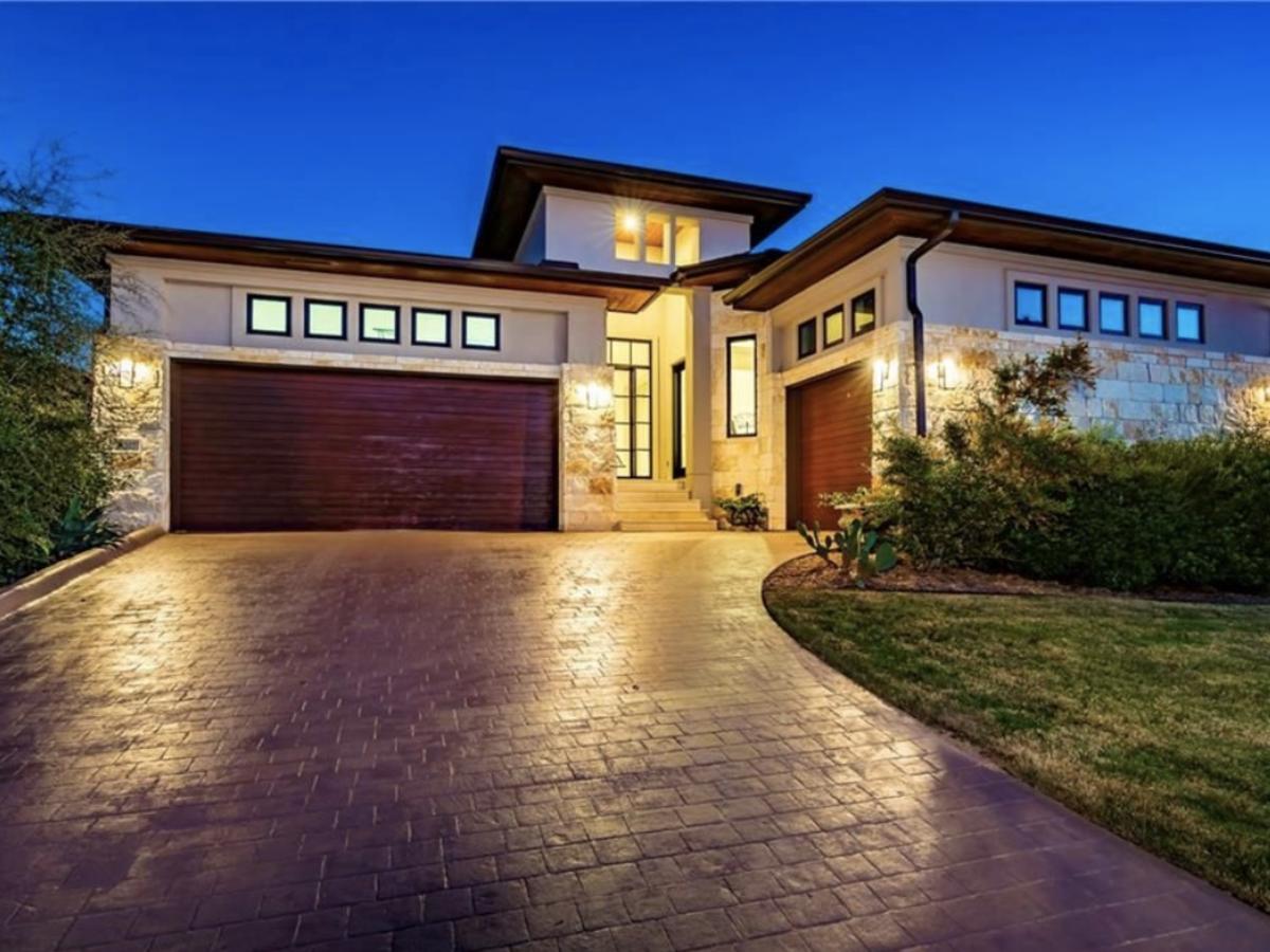 Barton Creek Austin home for sale