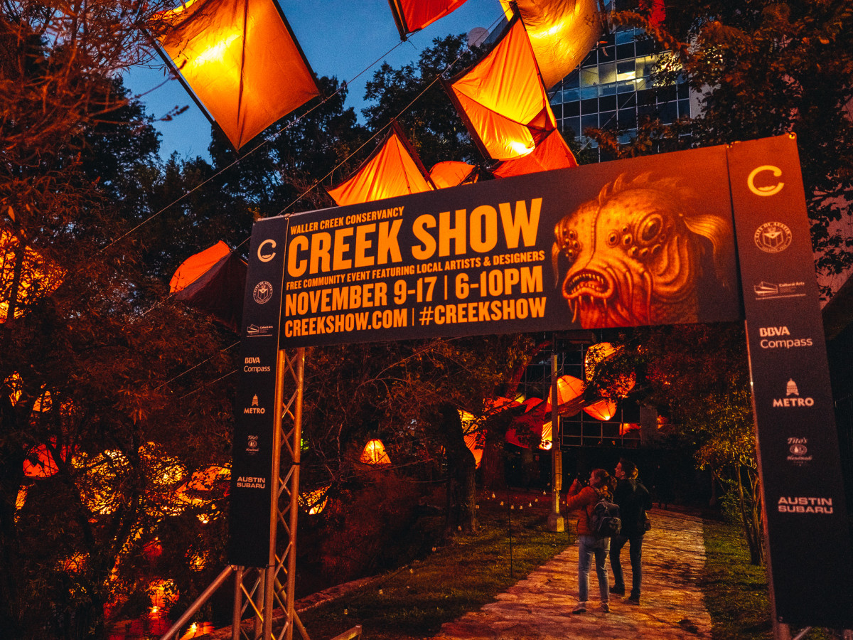 Waller Creek Show 2018