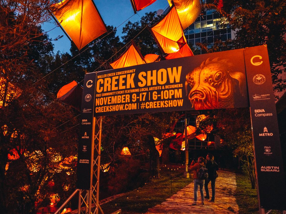 Waller Creek Show 2018