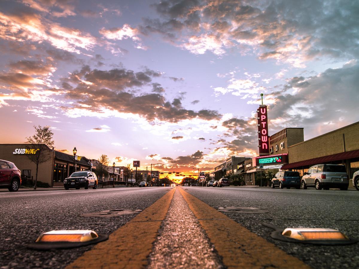 Downtown Grand Prairie