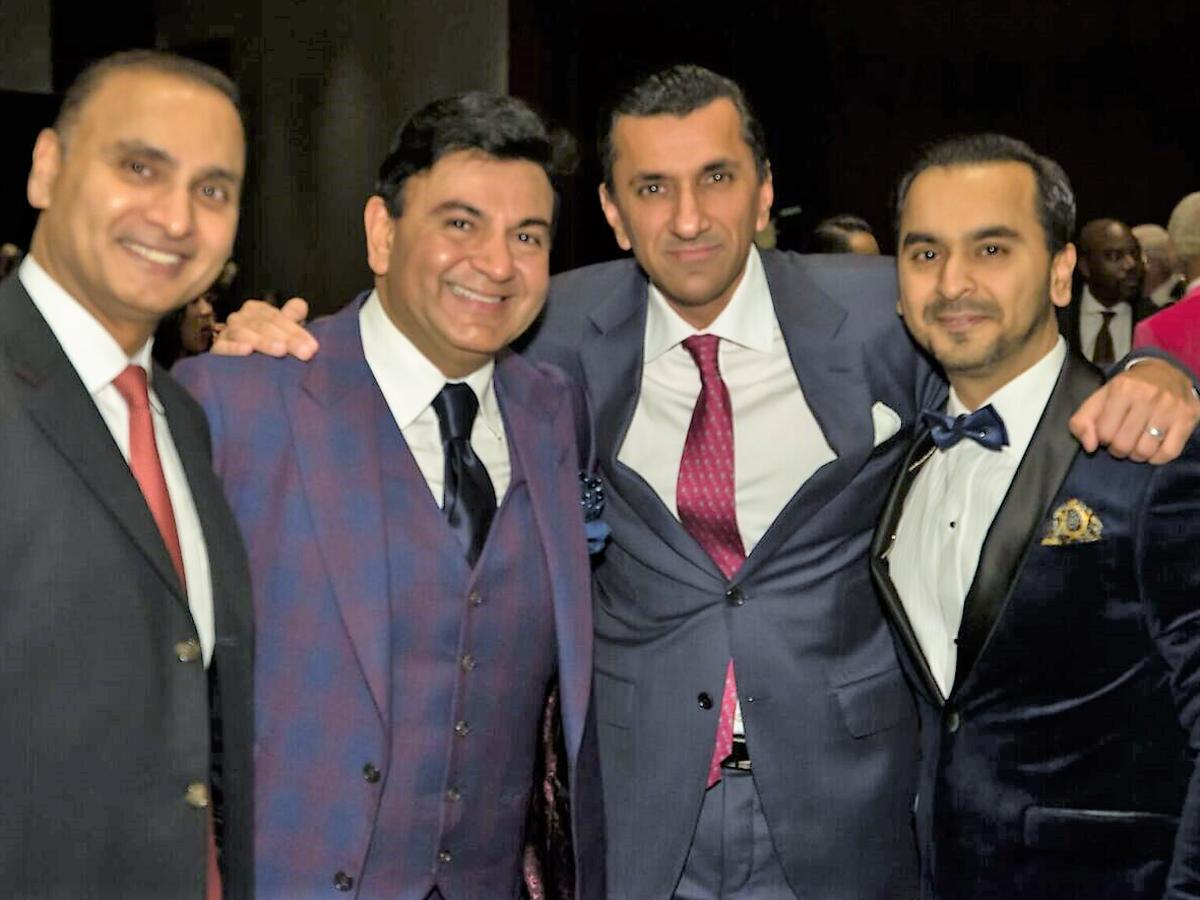 Una Notte-Dr. Kota Reddy, Ali Dhanani, Ajay Khurana, Naushir Merchant
