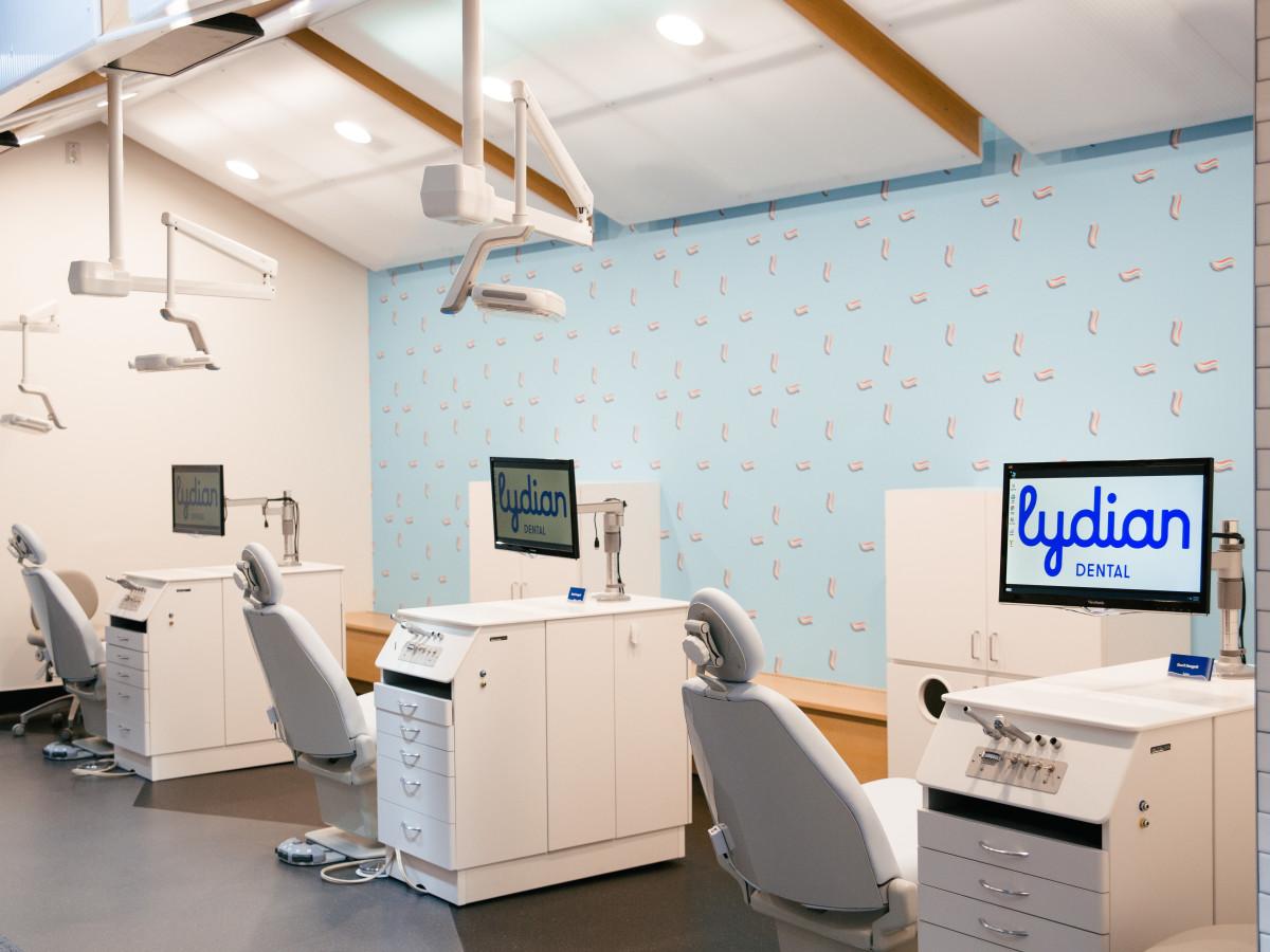Lydian Dental treatment room