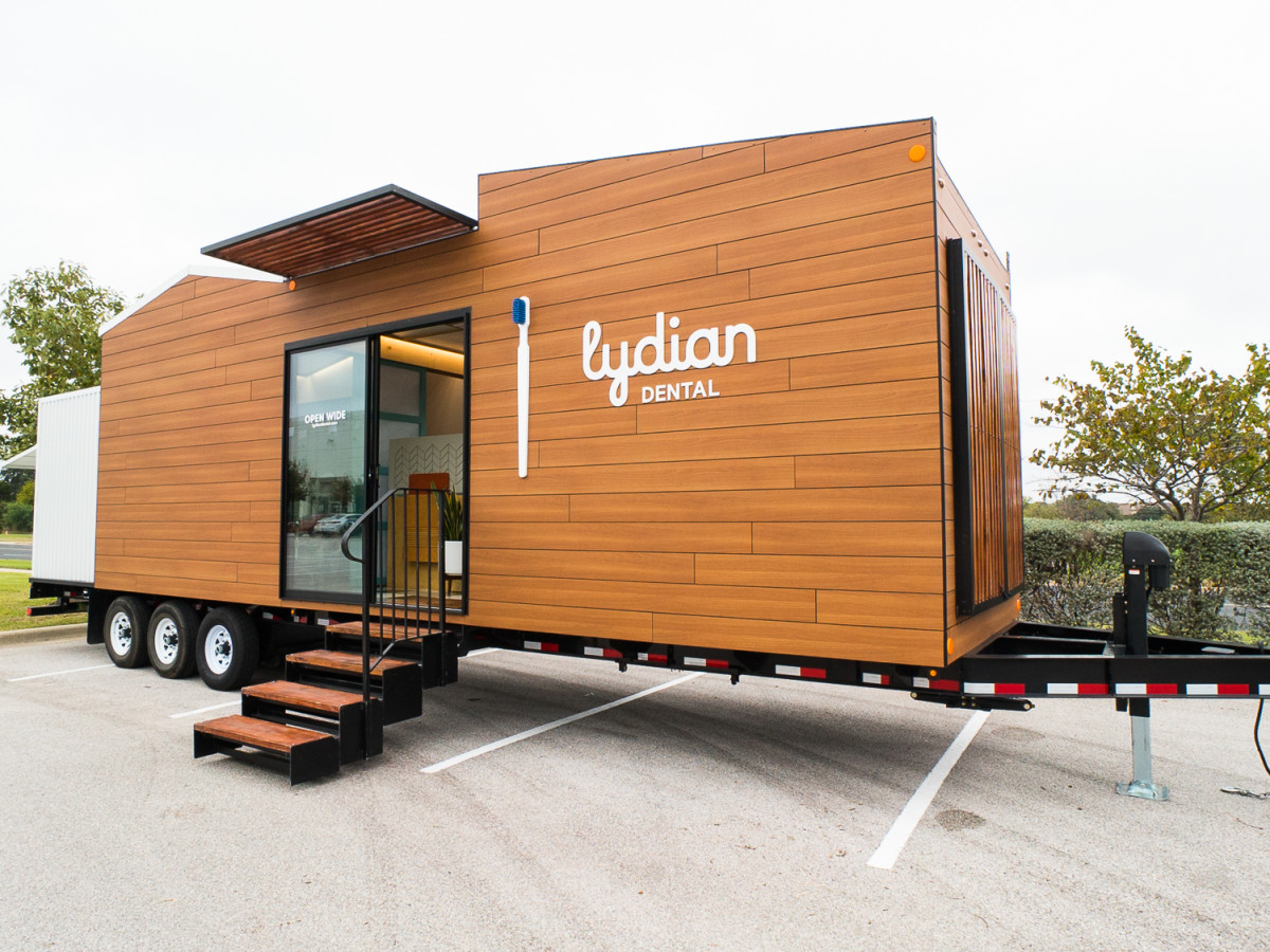 Lydian Dental mobile treatment centers