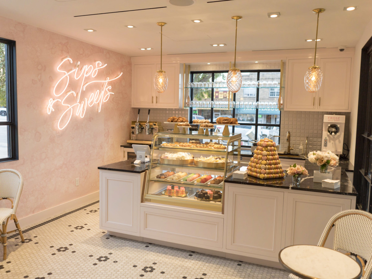 Kendra Scott Flagship cafe