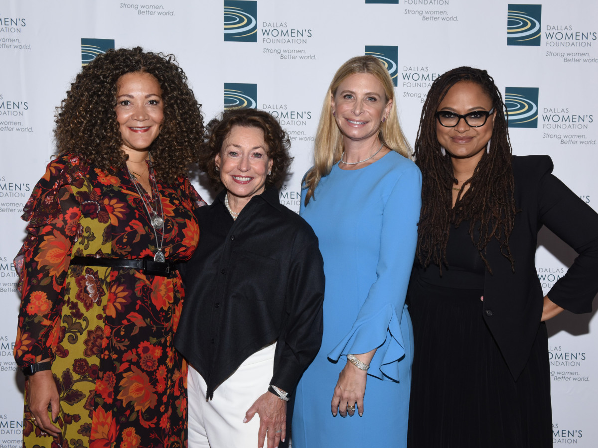 Michele Norris, Tricia Miller, Lael Brodsky, Ava DuVernay