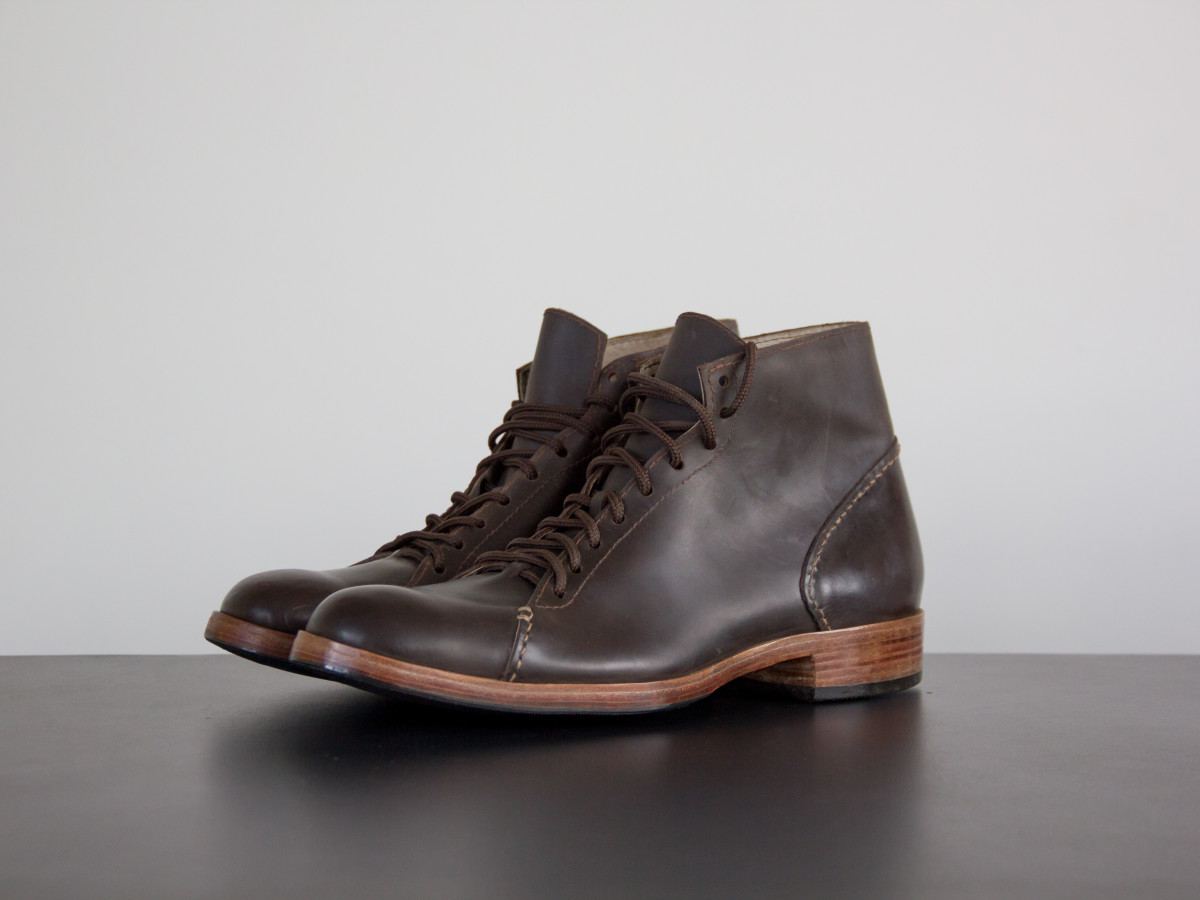 Asher boot from Standard Handmade