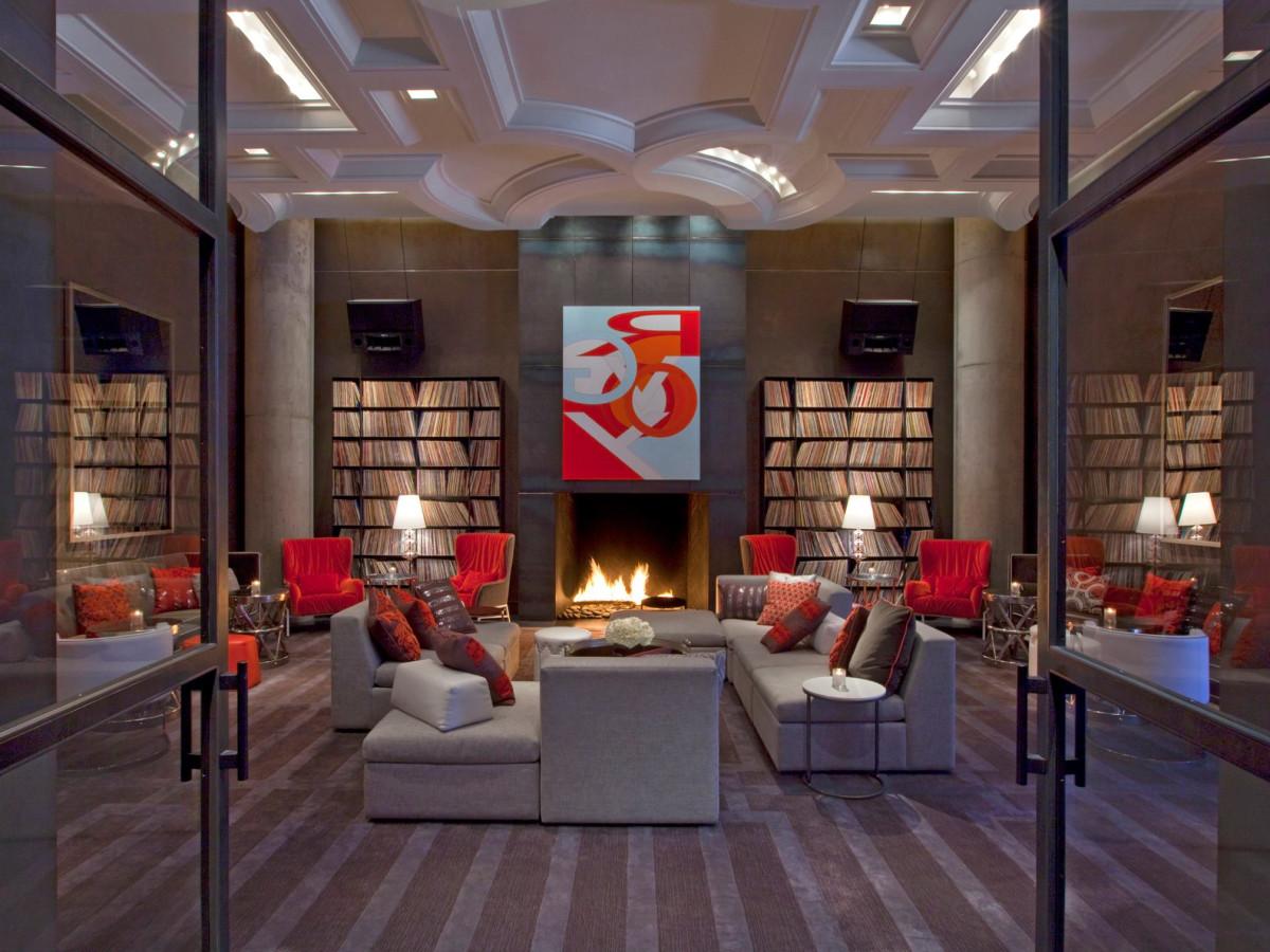 Living Room Bar Austin