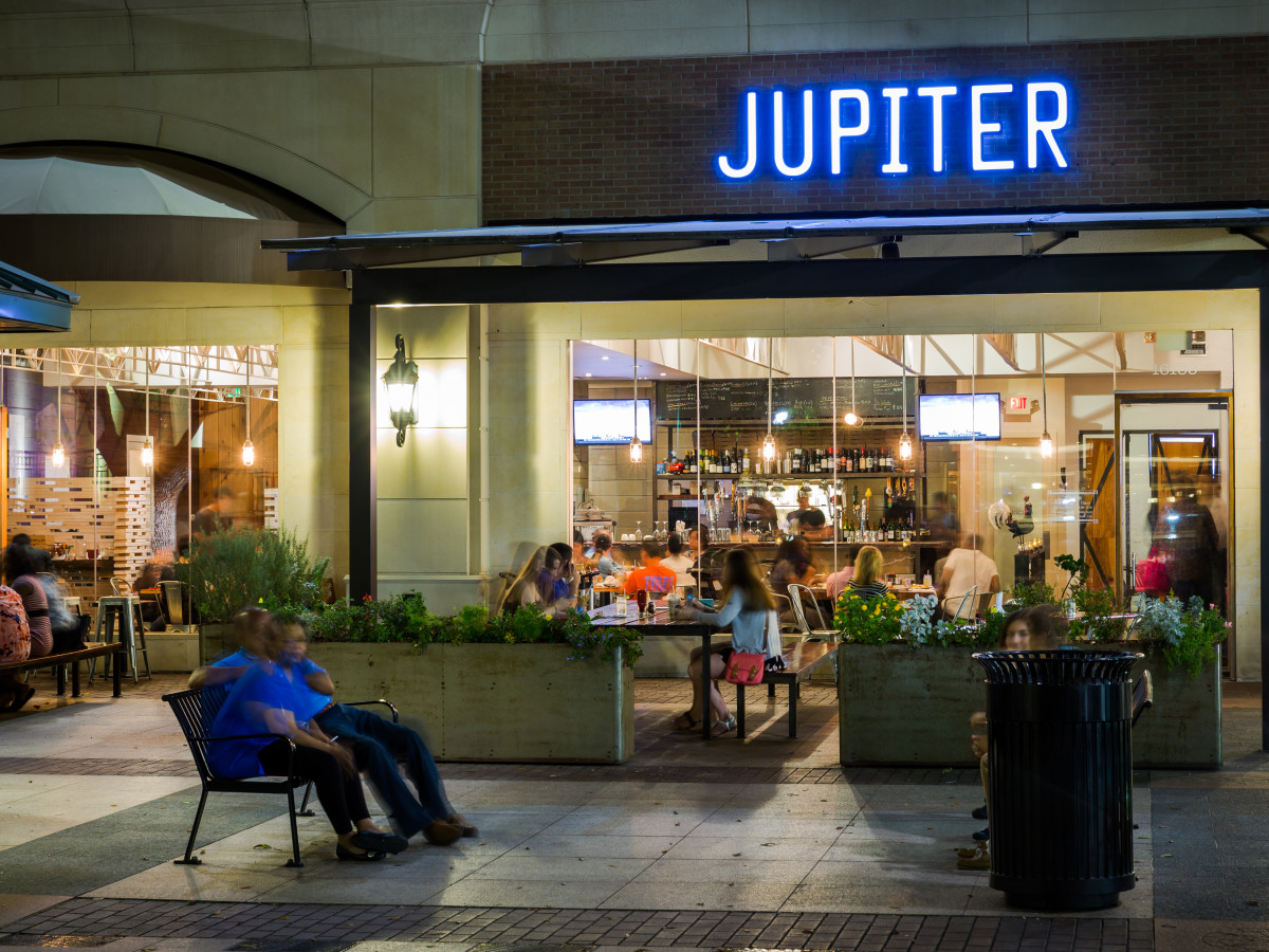 Jupiter Pizza exterior