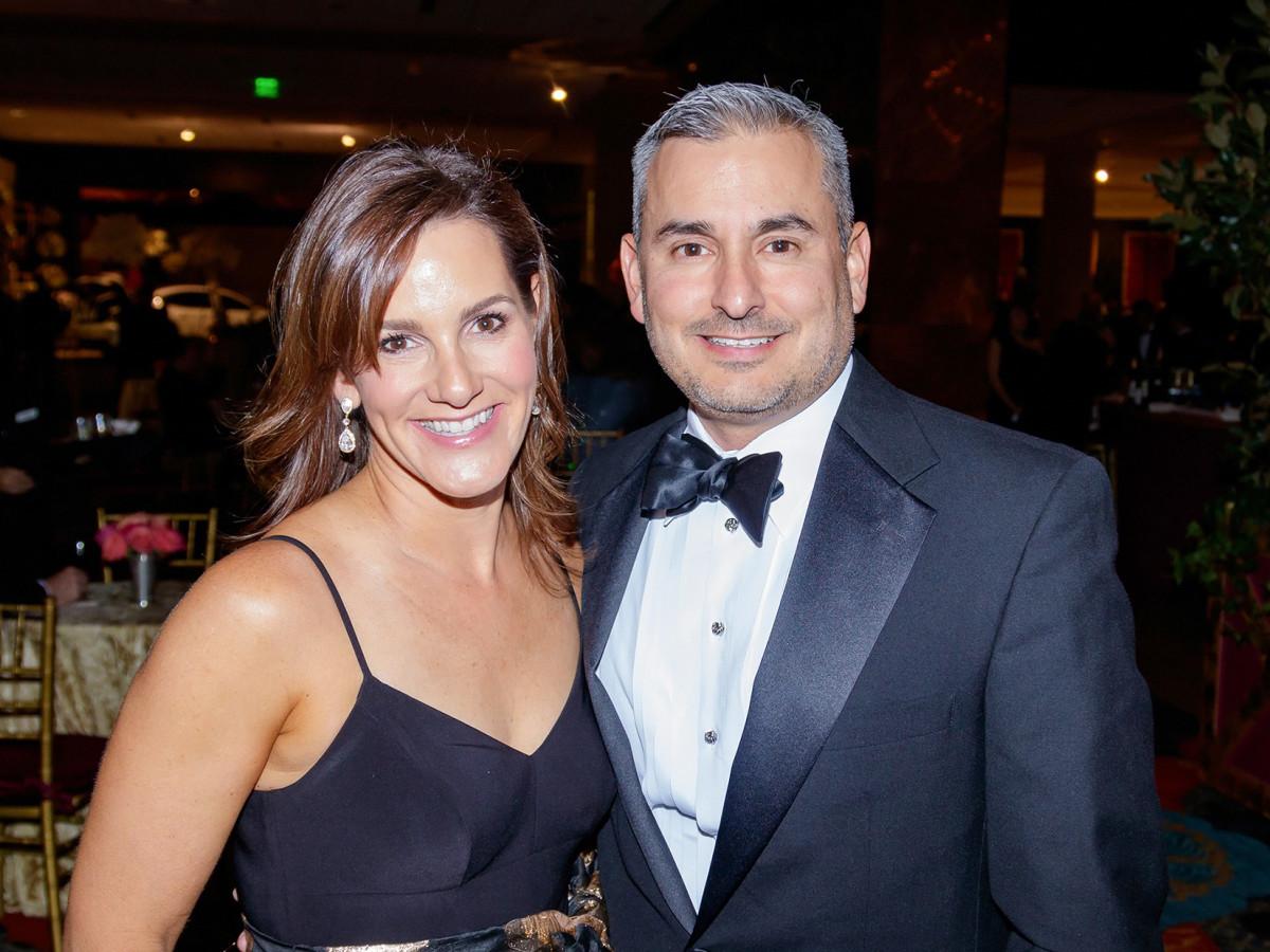 Julie Castro, Gabe Castro