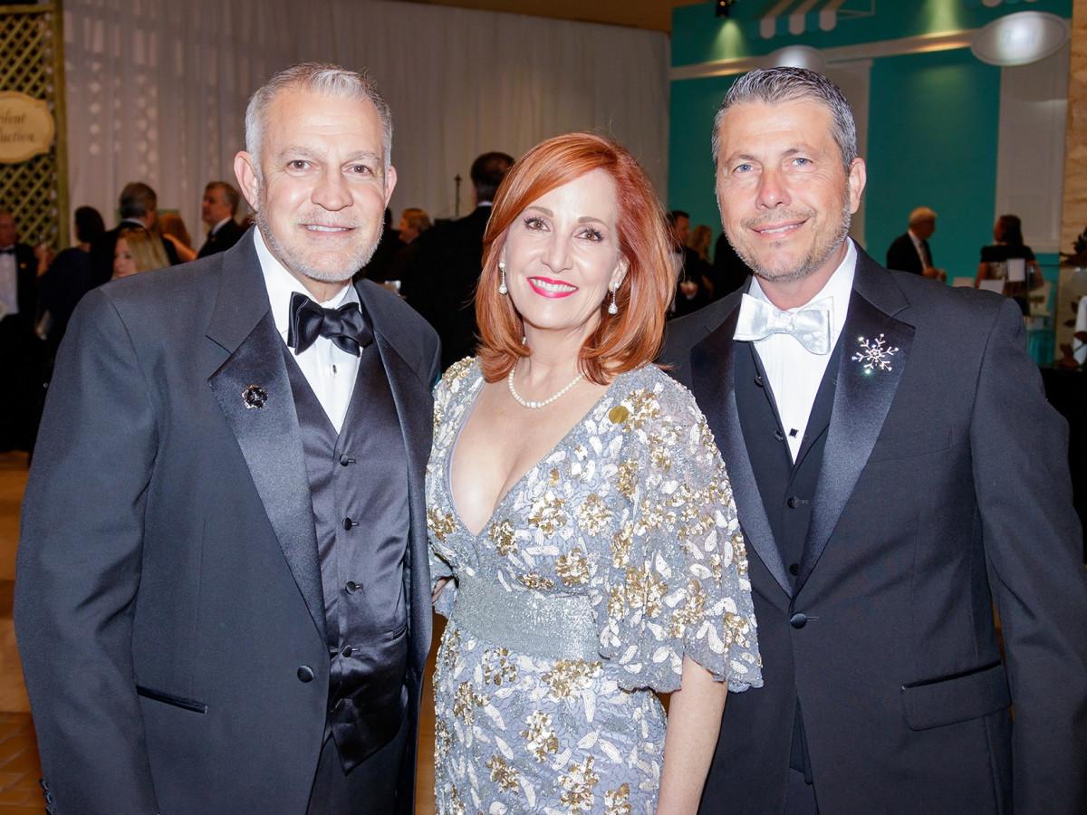 Tracy Fulton, Dotti Reeder, Joseph Mahoney