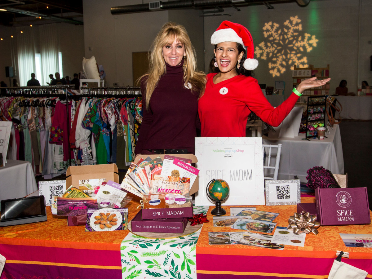 CultureMap Holiday Pop-up Shop 2018