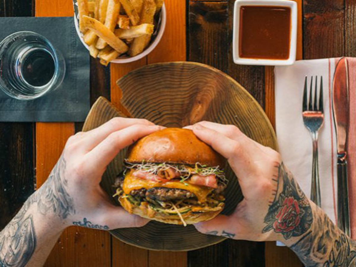Grind Burger Bar