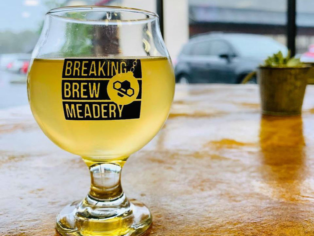 breaking brew meadery