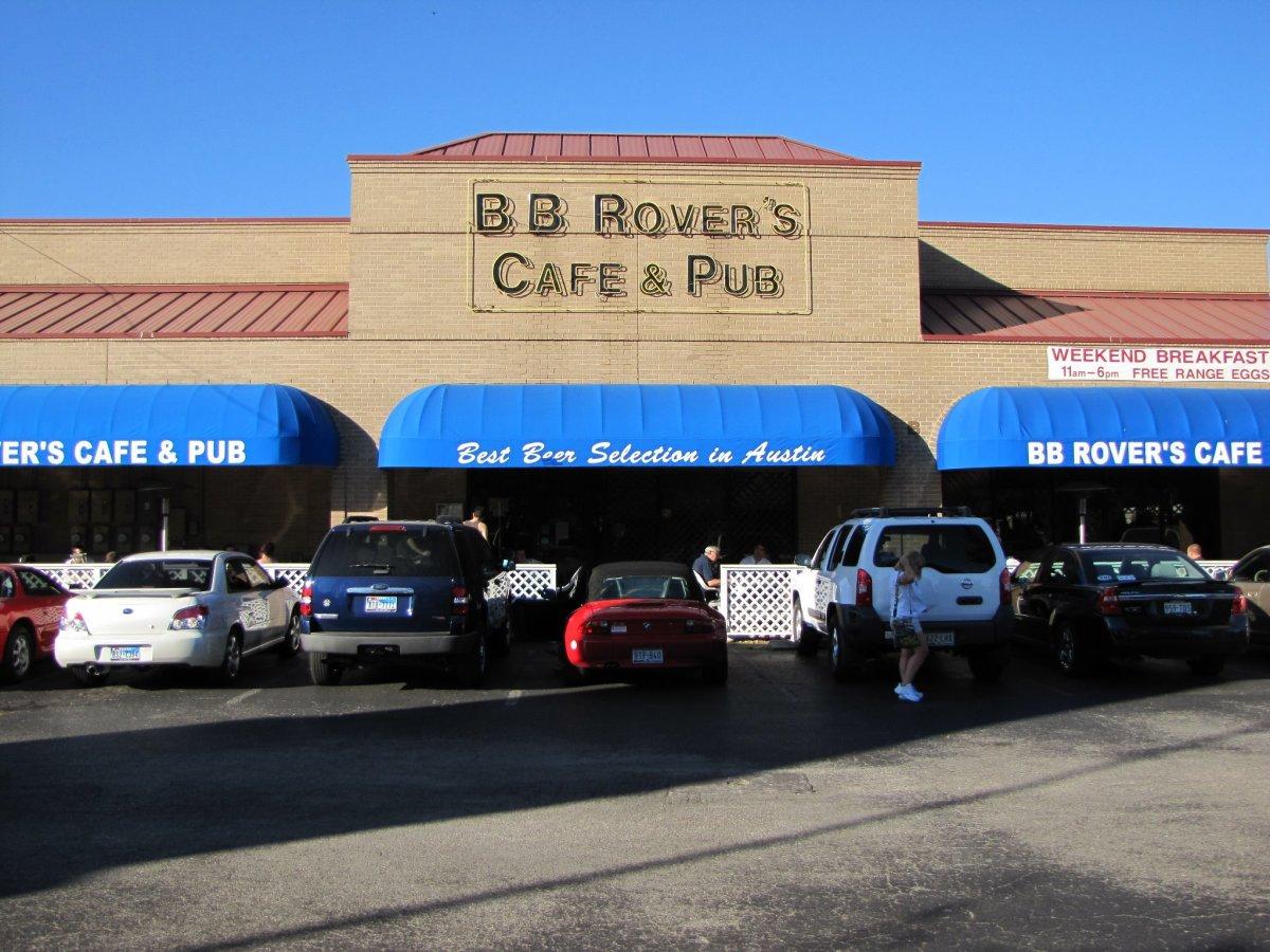 B.B. Rover's Austin
