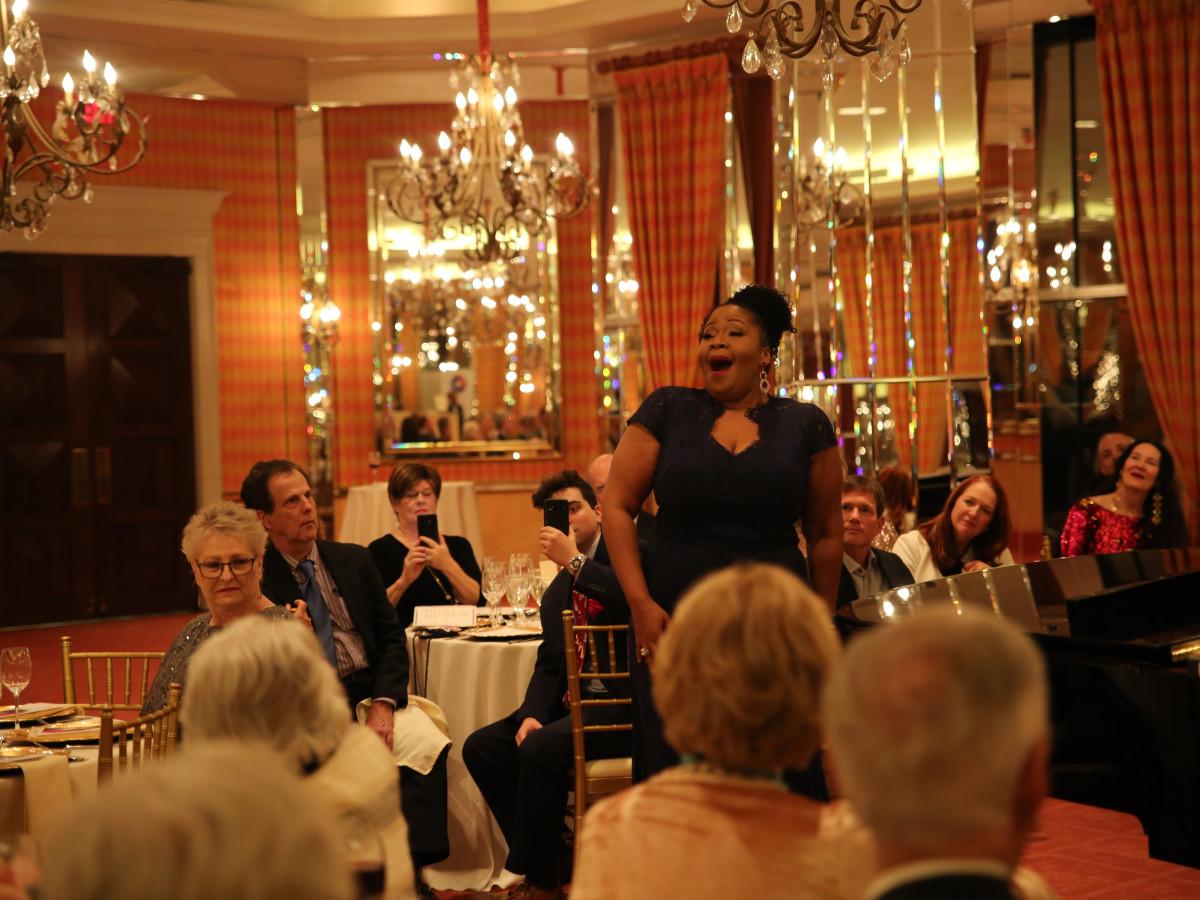 soprano Karen Slack
